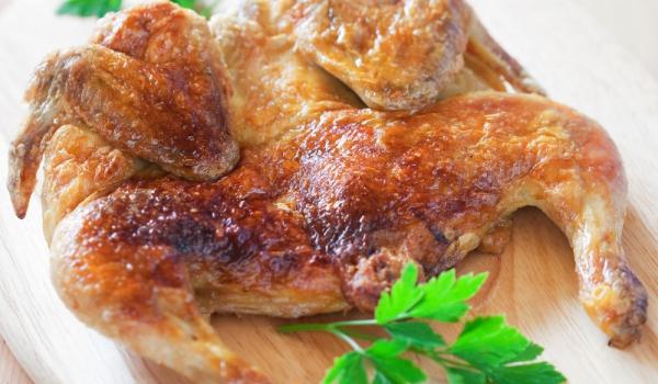 Пиле табака по грузински