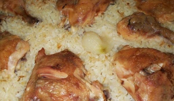 Бабиното печено пиле