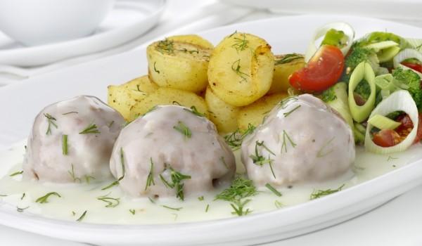 Кюфтета от бяло пилешко месо
