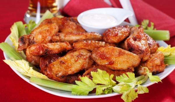 Мариновани пилешки крилца