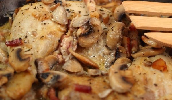 Фантазия с пилешко месо