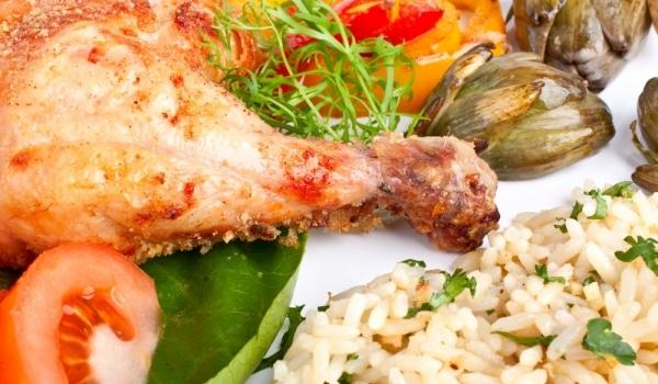 Ориз с пиле по холандски