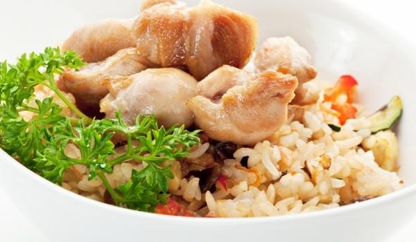 Пилешки фенери с ориз