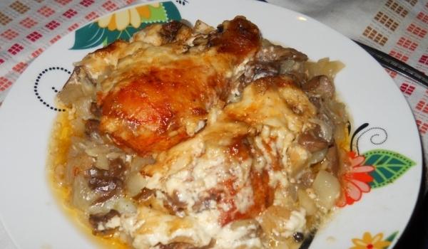 Шеметни пилешки бутчета