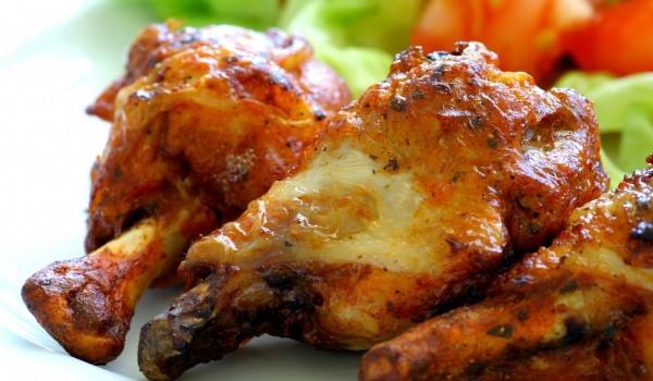 Печени пилешки копънчета