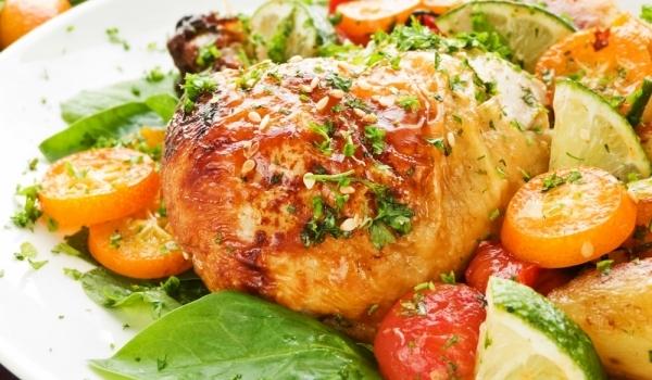Пиле по испанска рецепта