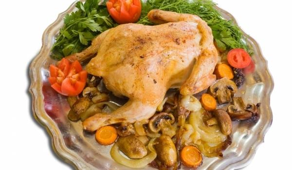 Печено пиле (Швейцария)
