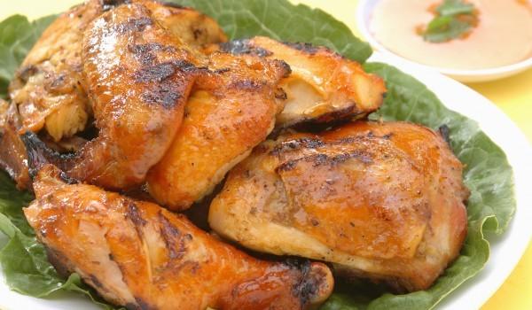 Пиле по партски