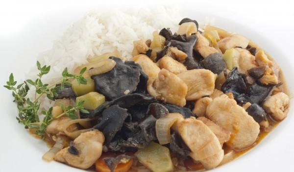 Пиле по китайски