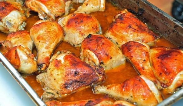 Пилешки бутчета по италиански