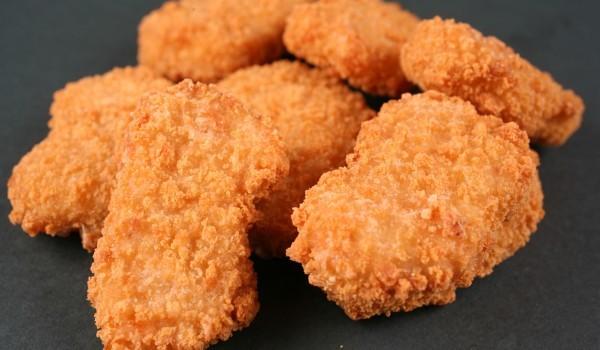 Пилешки филенца с къри