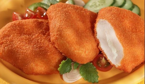 Пилешки стек с плънка