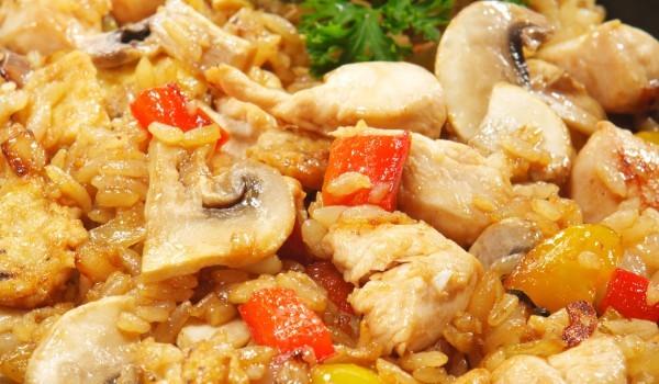 Пиле по каталонски