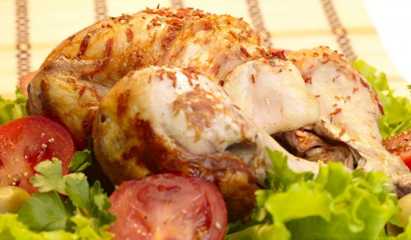 Пиле с маскарпоне
