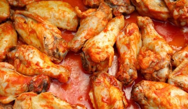 Ароматно пилешко къри