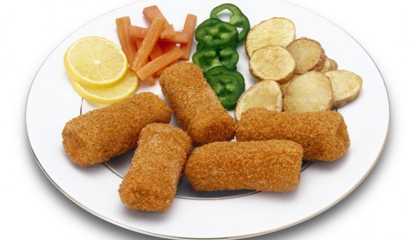 Крокети от пилешко месо