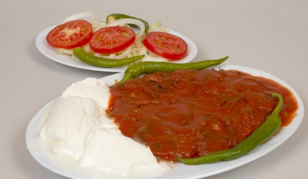 Искендер кебап