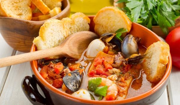 Рибена яхния по провансалски