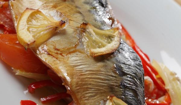 Гювеч от риба по тракийски