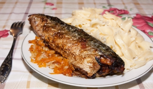 Риба по италиански