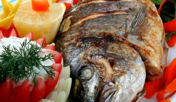 Печена риба на фурна