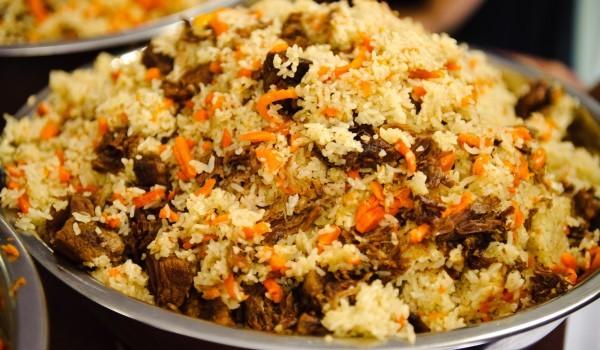 Ориз с миди