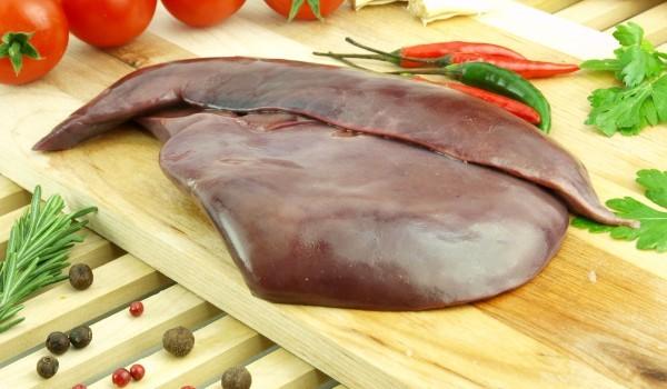 Свински дроб по селски