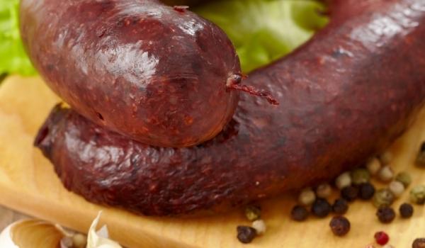Суджук от конско месо