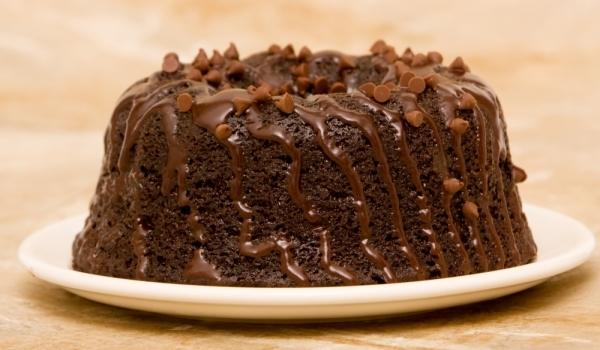 Американски шоколадов кекс