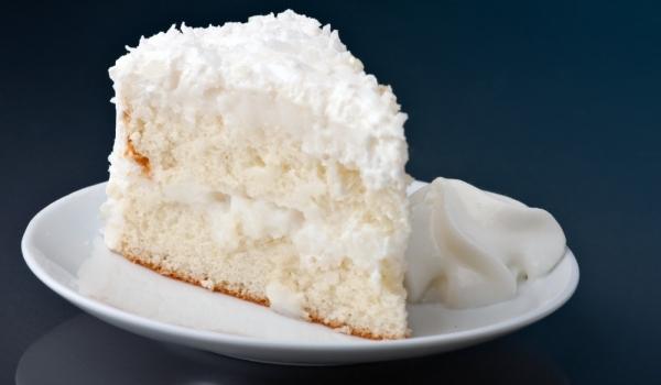 Вкусен и лесен сладкиш с кокосова плънка