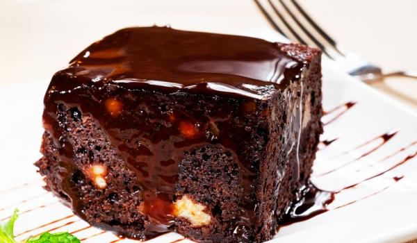 Безглутенов шоколадов сладкиш