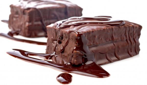 Шоколадени резени