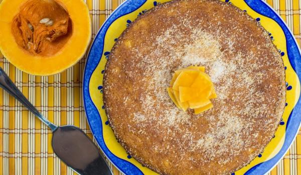 Италиански тиквен кекс