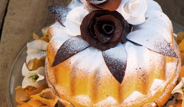 Сватбен кекс