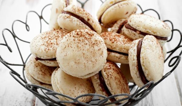 Слепени сладки с шоколад