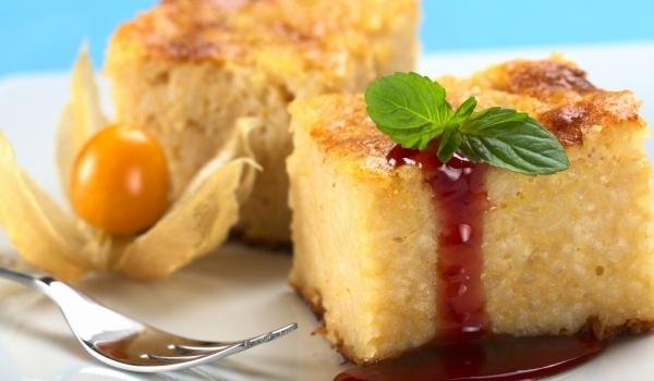 Оризов кейк по испанска рецепта