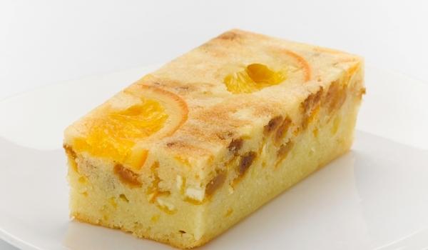 Царевичен кекс с лимони