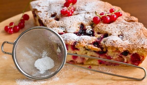 Кейк с френско грозде