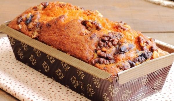 Медено-орехов кекс