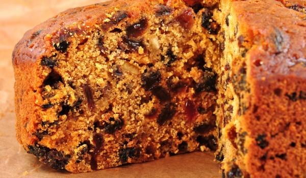 Корнуолски шафранов кейк