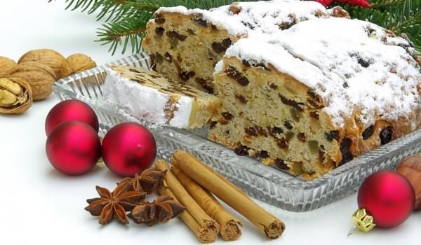 Дрезденски коледен кейк