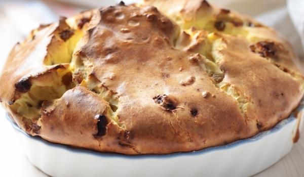 Испански солен кейк