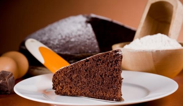 Какаов кекс със сладко
