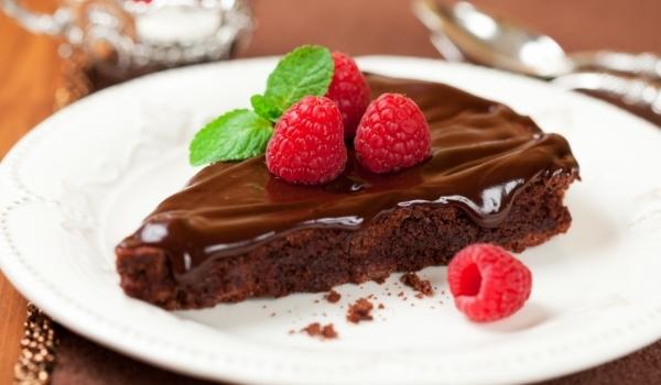 Шоколадов кейк с тъмна бира