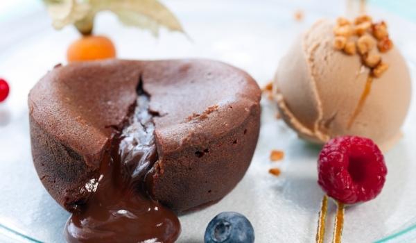 Шоколадово гато