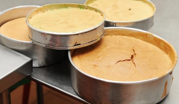 Ванилов кекс с масло