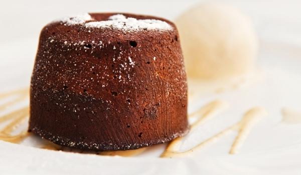 Домашно шоколадово суфле