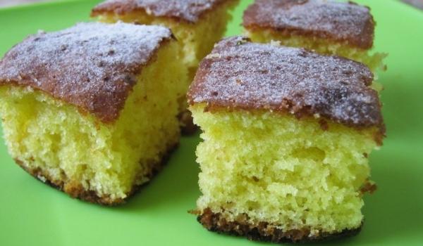 Лесен Лимонов сладкиш
