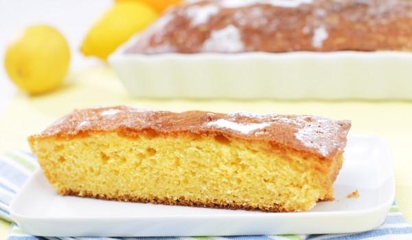 Кекс с коричка от лимон