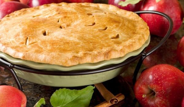 Холандски ябълков пай